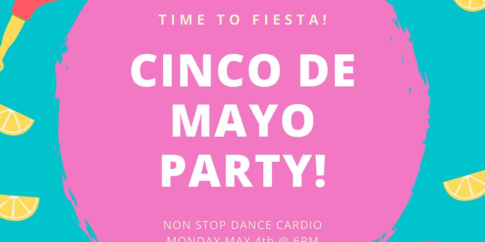 ACTIVATE    Cinco de Mayo Celebration