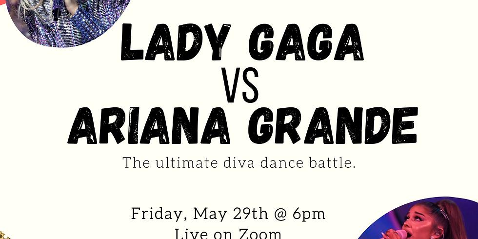 ACTIVATE || Diva Dance Battle: Lady Gaga vs Ariana Grande
