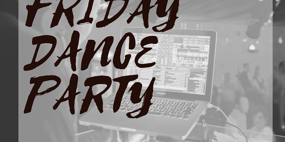 ACTIVATE || Friday Night Dance Party!