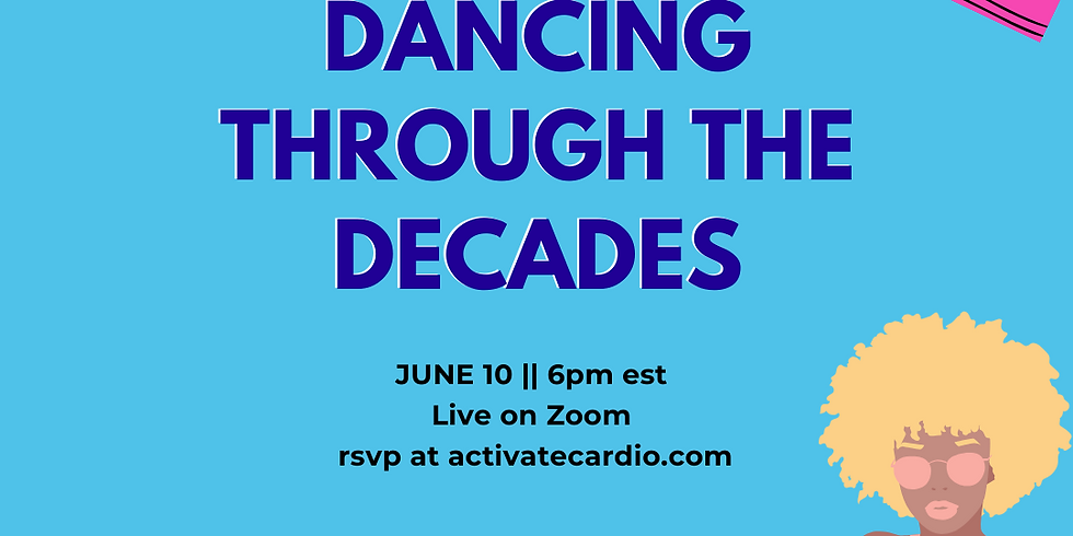 ACTIVATE || BLACK LIVES MATTER : Dancing Through the Decades
