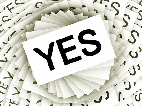 "How to Make 2015 the Year of ""Yes"""