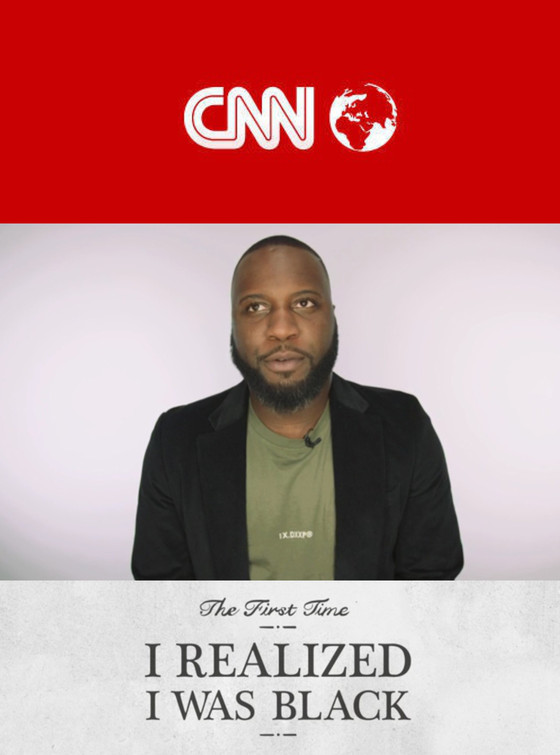 "CNN: Sebastian Kole ""The First Time I Realized I Was Black"""