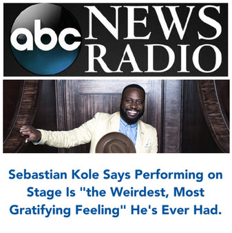 ABC News Radio: Sebastian Kole