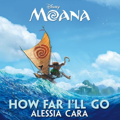 Disney's Moana - Alessia Cara