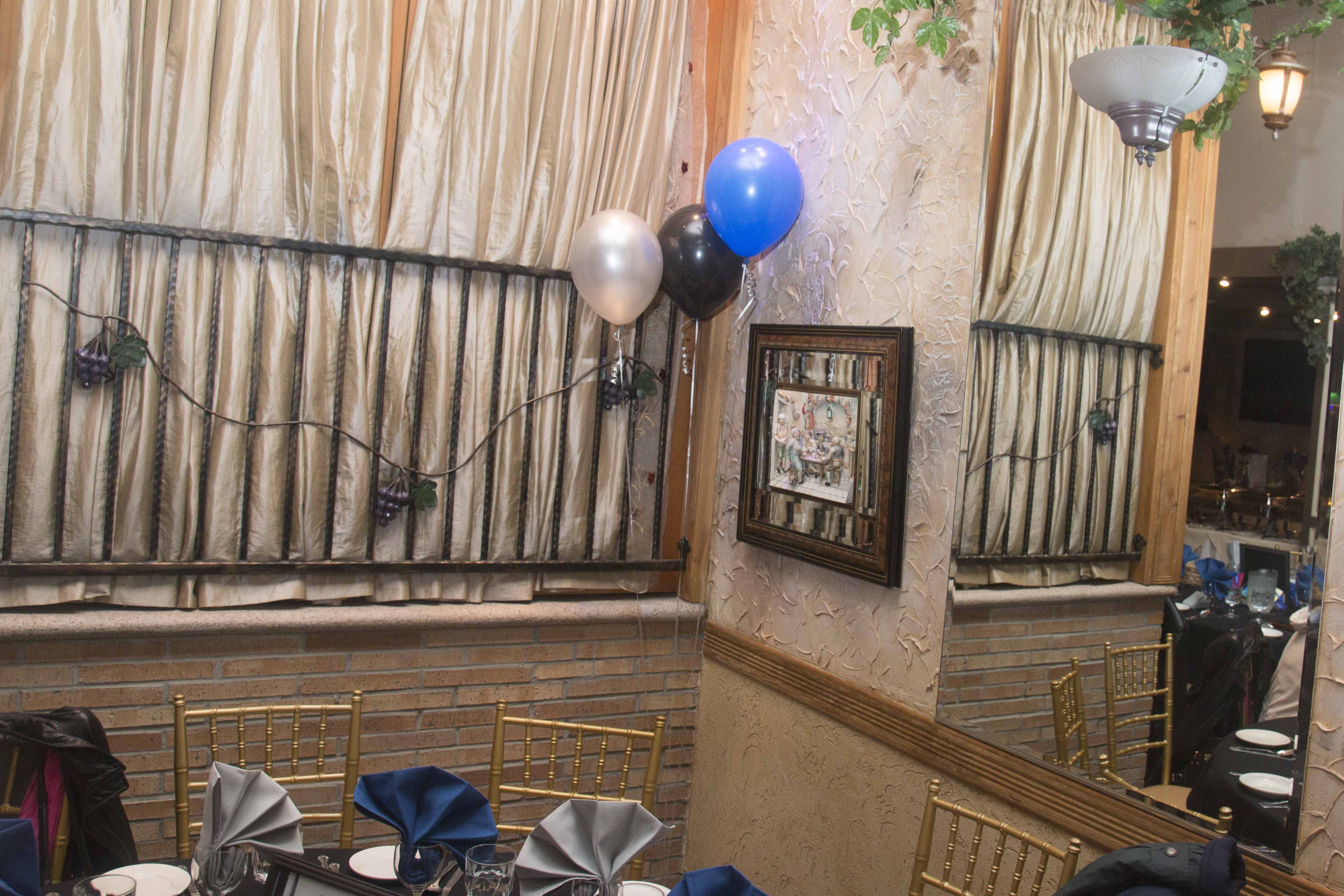 L-Train Memorial Foundation - Throwback Jam (Bella Italian Restaurant, Orange, NJ) 10-28-16_0010
