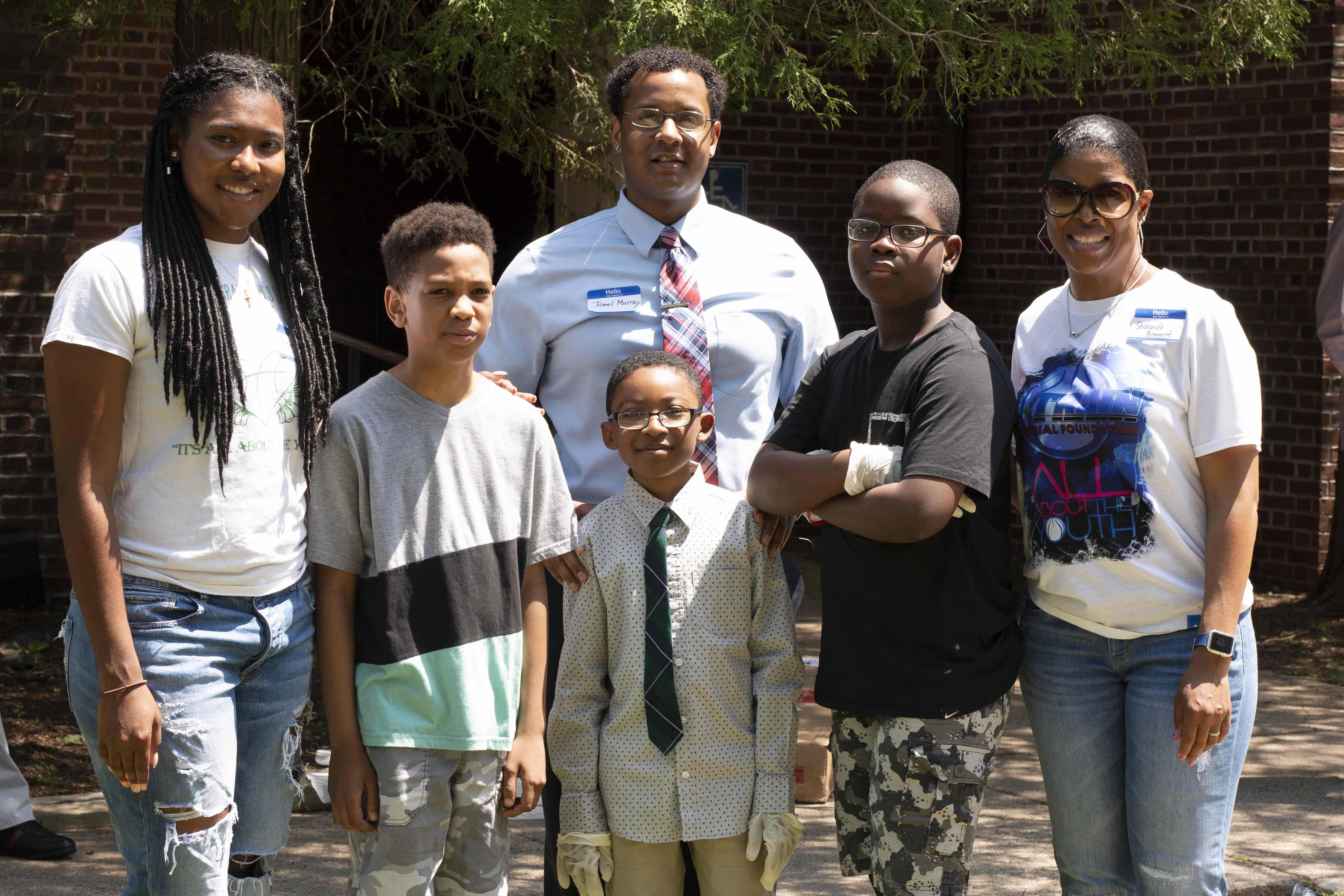 L-Train Memorial - #SupportASon (Heywood Avenue Elementary School, Orange NJ) 06-09-18_0046