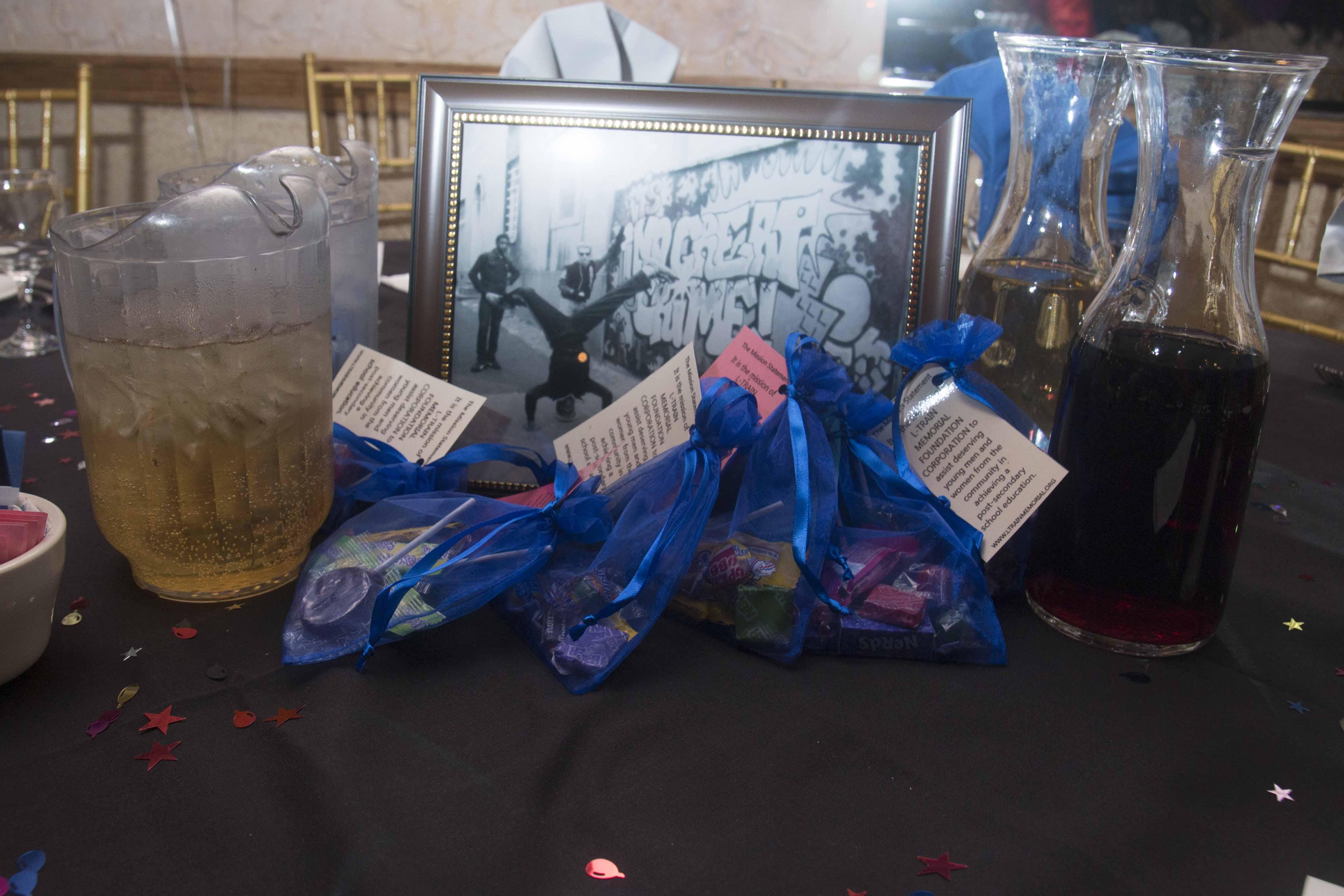 L-Train Memorial Foundation - Throwback Jam (Bella Italian Restaurant, Orange, NJ) 10-28-16_0018