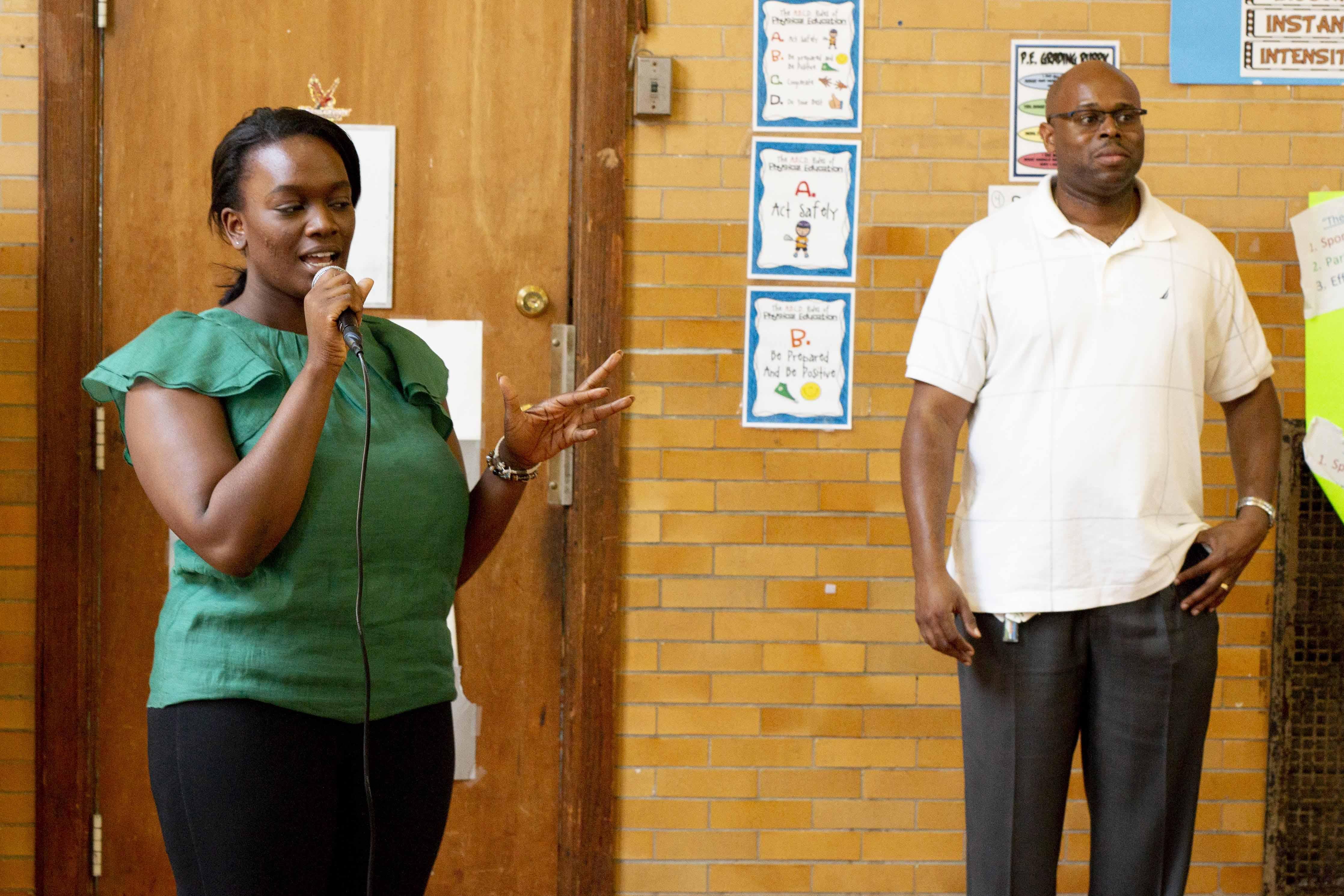 L-Train Memorial - #SupportASon (Heywood Avenue Elementary School, Orange NJ) 06-09-18_0009