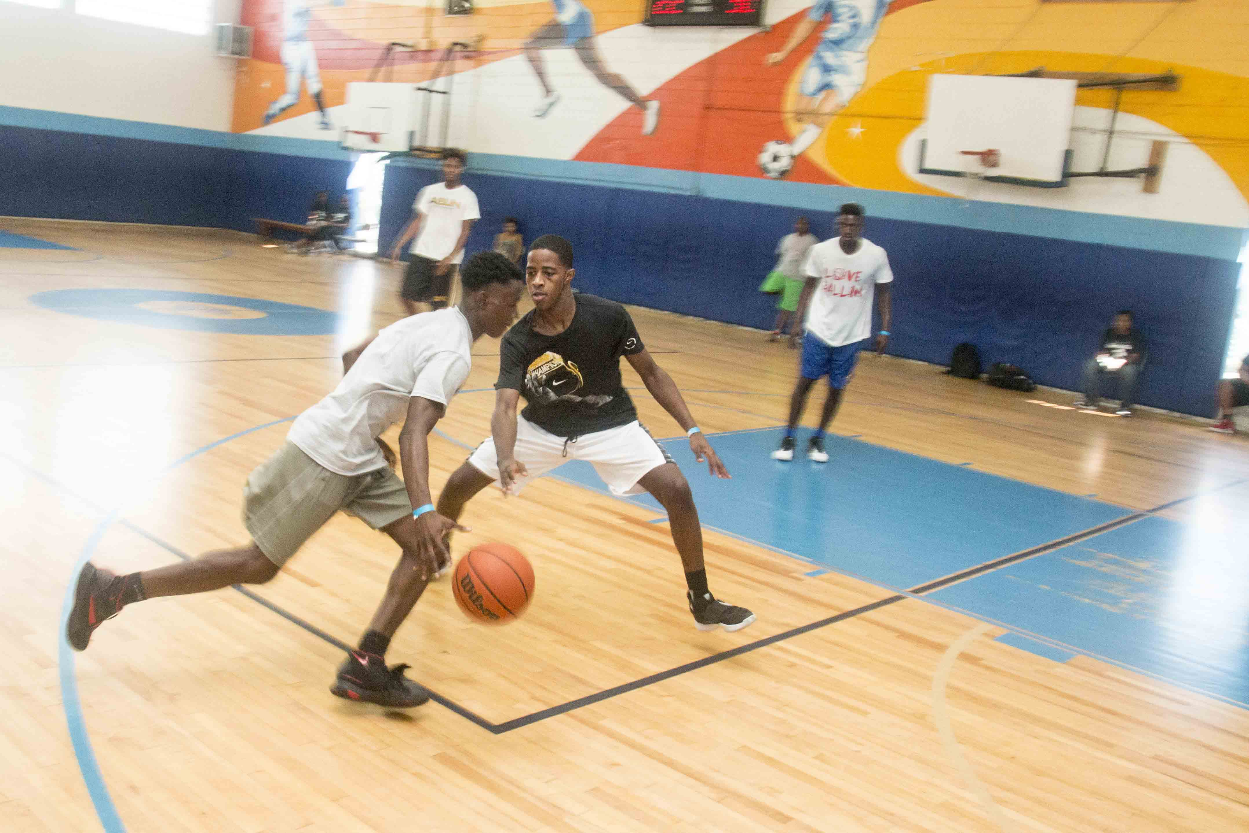 L-Train Memorial Foundation - Annual 3-On-3 Tournament (Boys and Girls Club Union, NJ) 08-07-16_0192