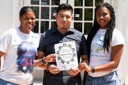 L-Train Memorial - #SupportASon (Heywood Avenue Elementary School, Orange NJ) 06-09-18_0038