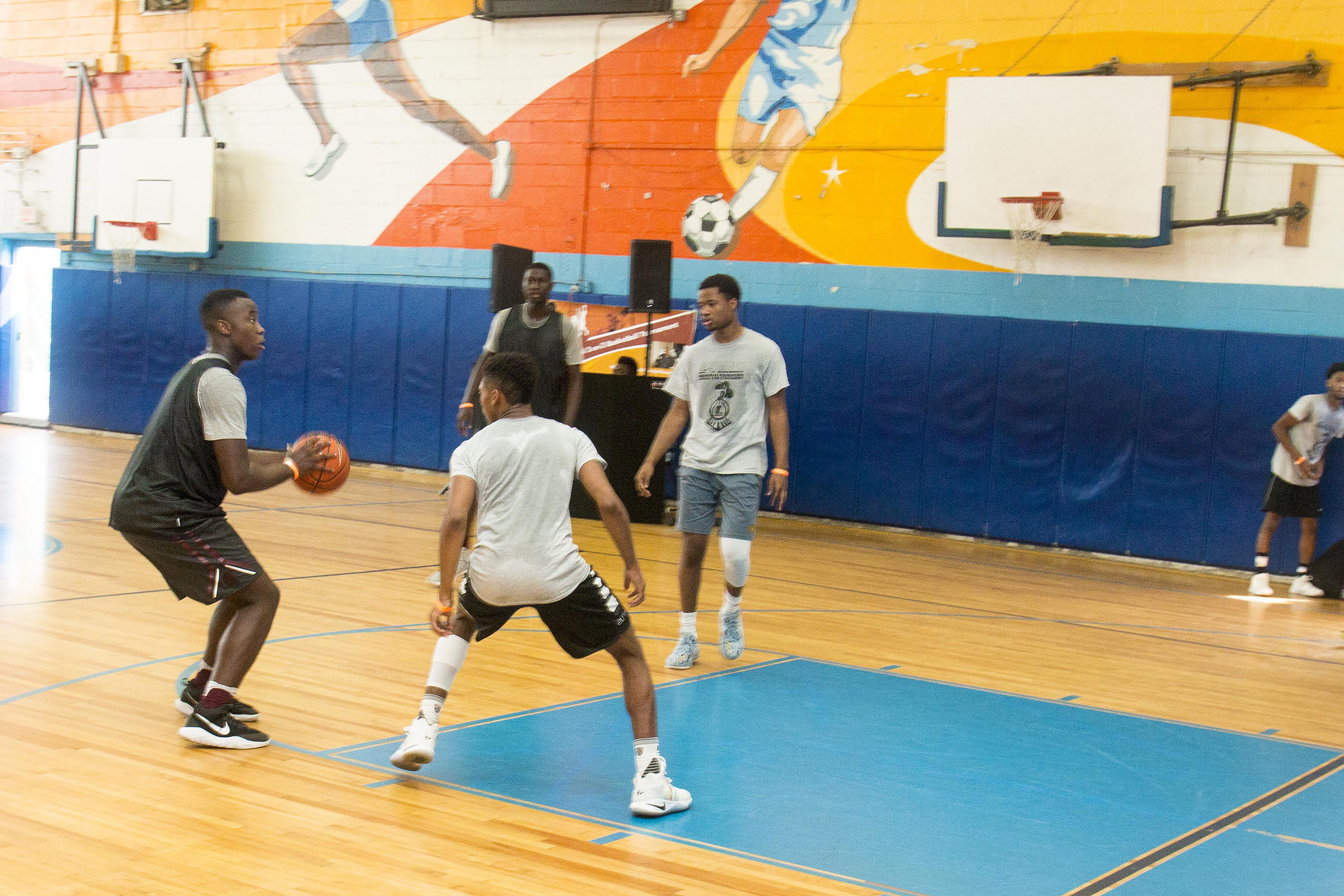 L-Train Memorial Foundation - Annual 3-On-3 Tournament (Boys and Girls Club Union, NJ) 08-07-16_0137