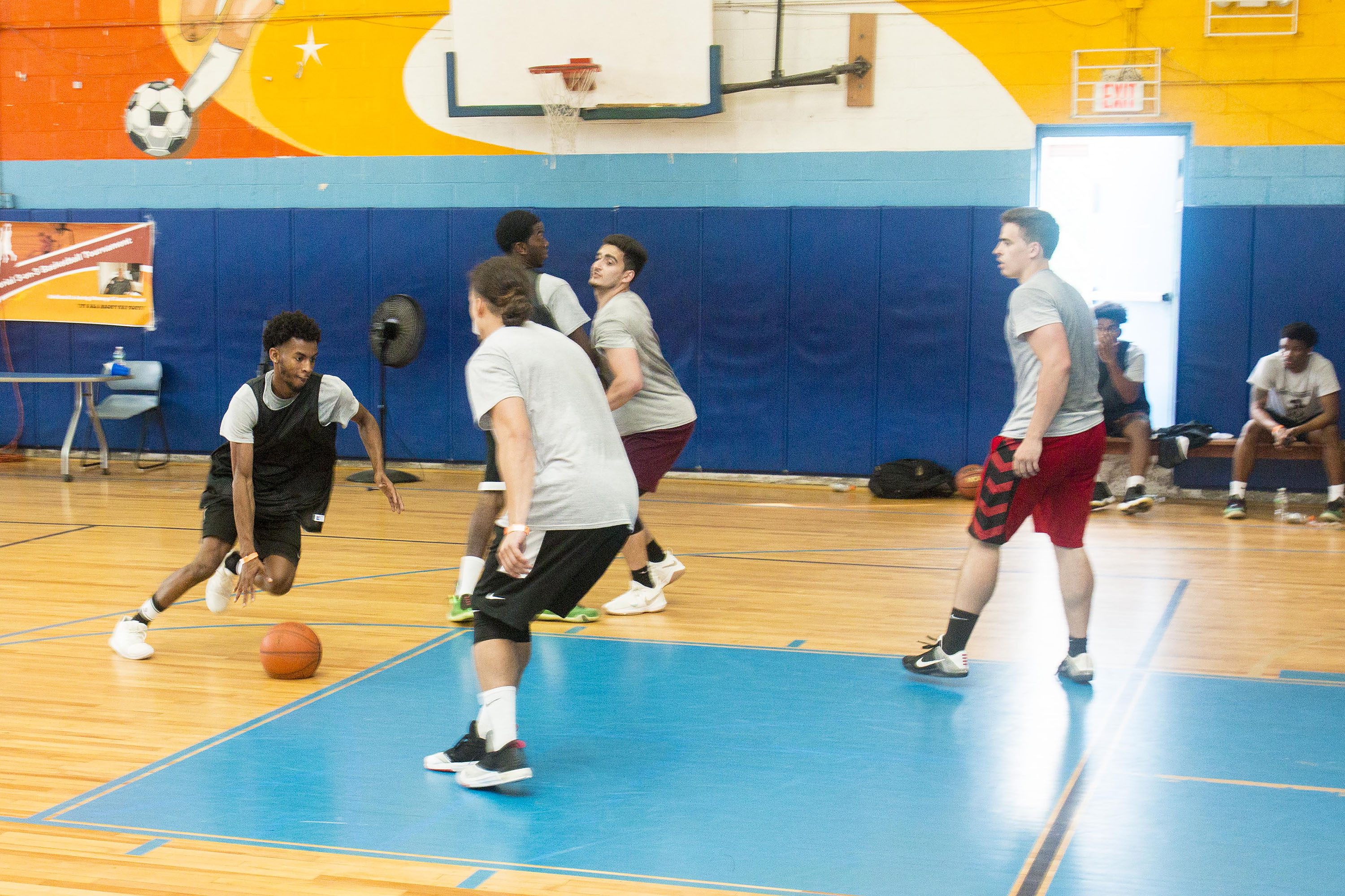 L-Train Memorial Foundation - Annual 3-On-3 Tournament (Boys and Girls Club Union, NJ) 08-07-16_0170