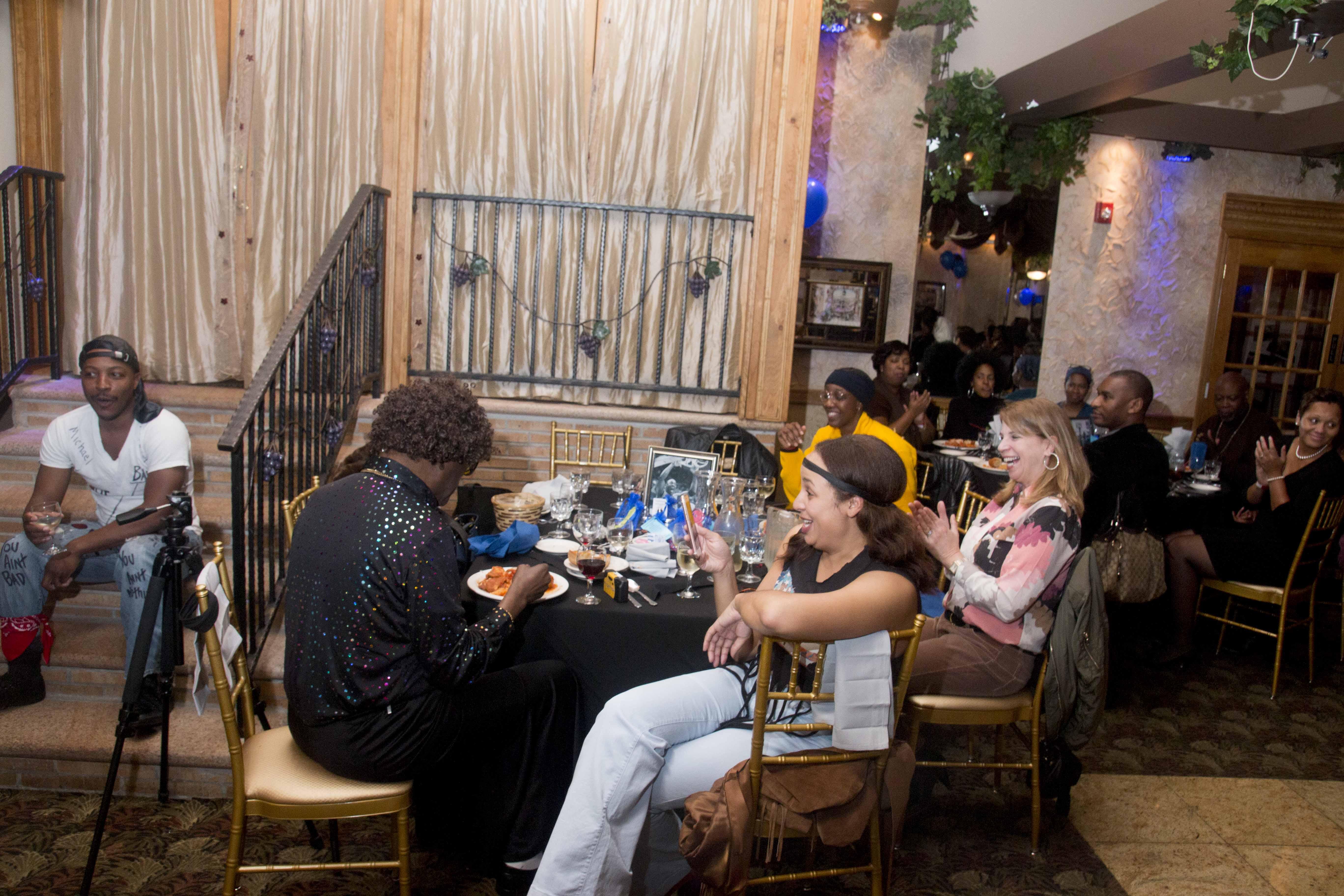 L-Train Memorial Foundation - Throwback Jam (Bella Italian Restaurant, Orange, NJ) 10-28-16_0051