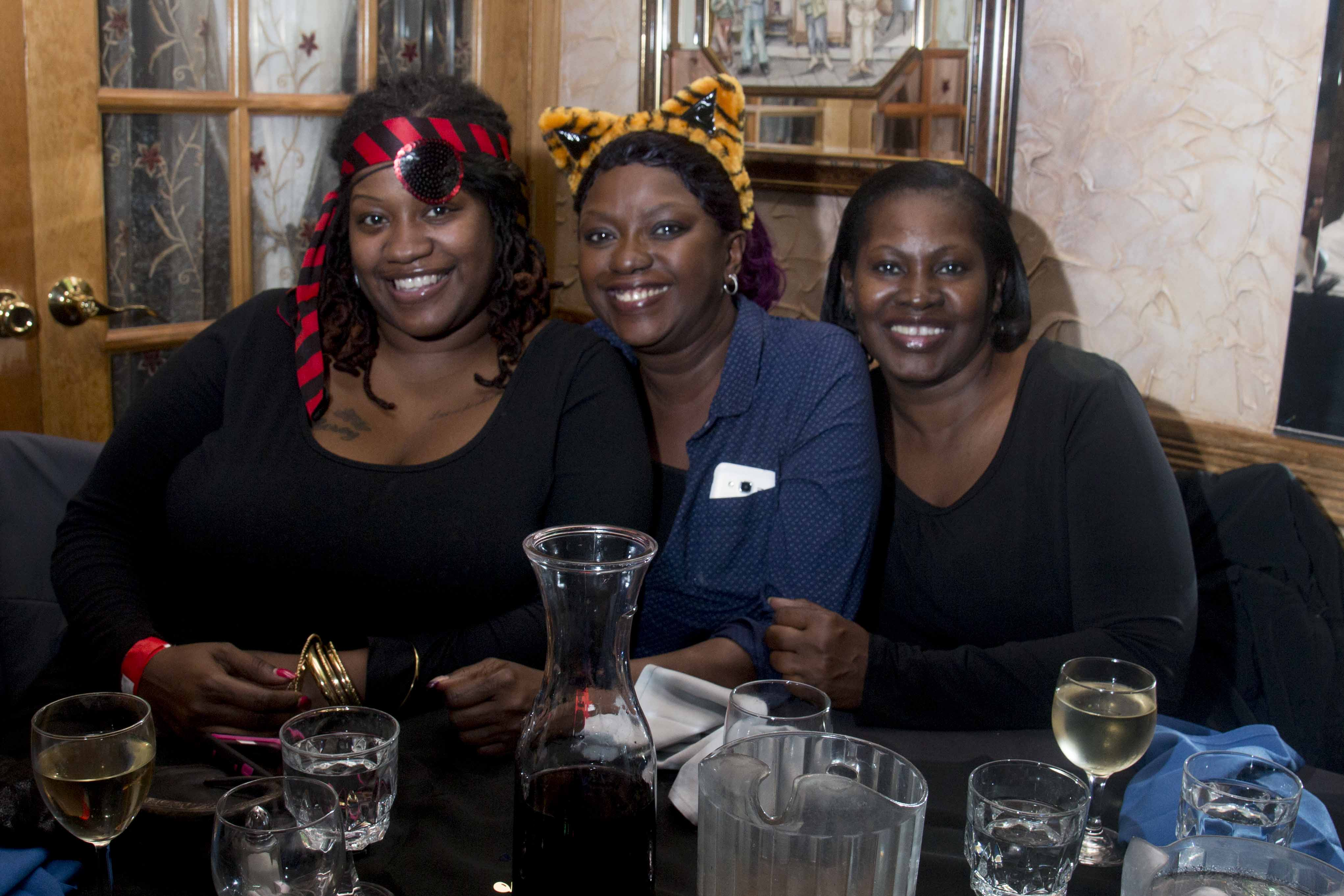 L-Train Memorial Foundation - Throwback Jam (Bella Italian Restaurant, Orange, NJ) 10-28-16_0075