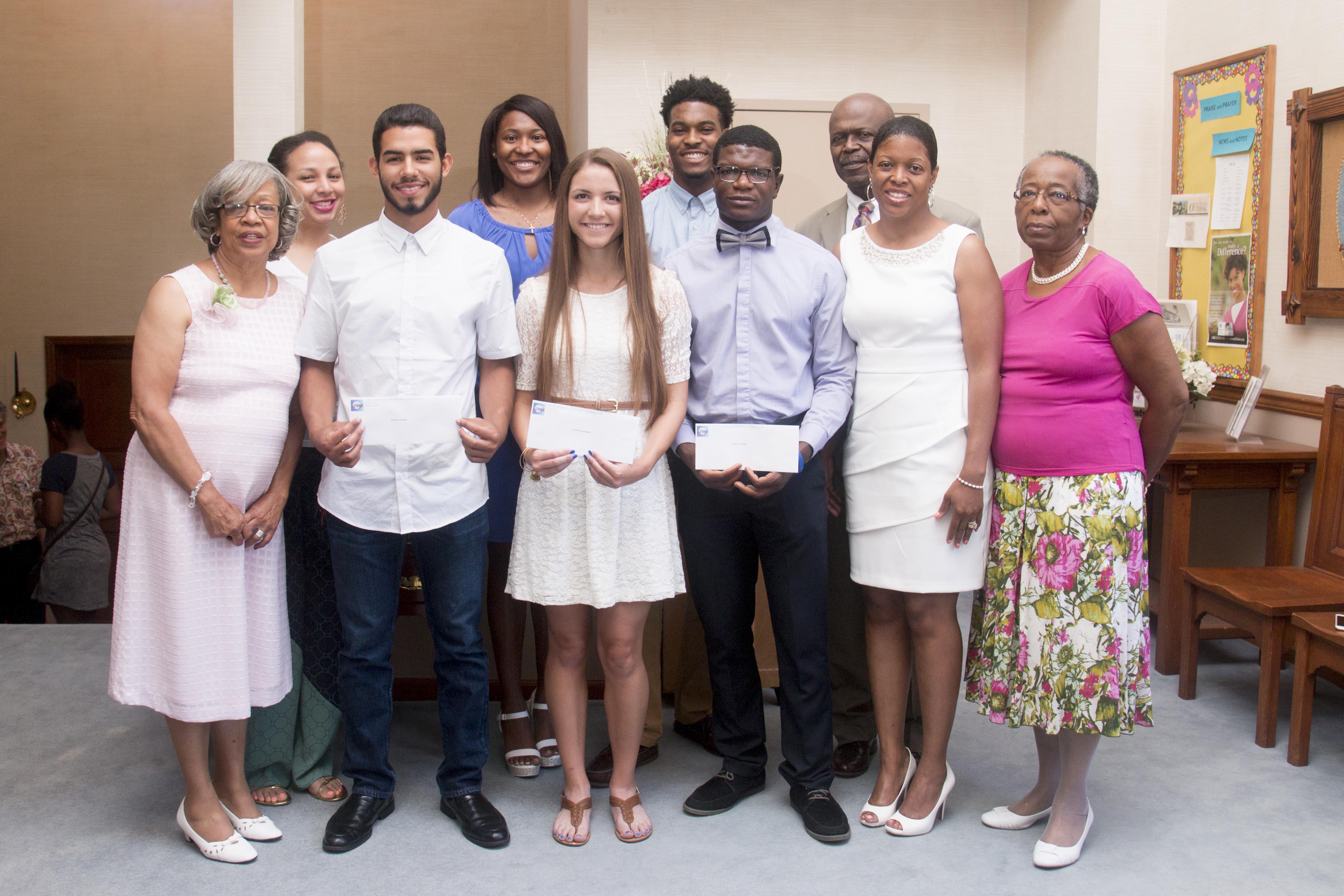 L-Train Memorial Foundation - Scholarship Presentation (West Orange, NJ) 06-19-16_0019