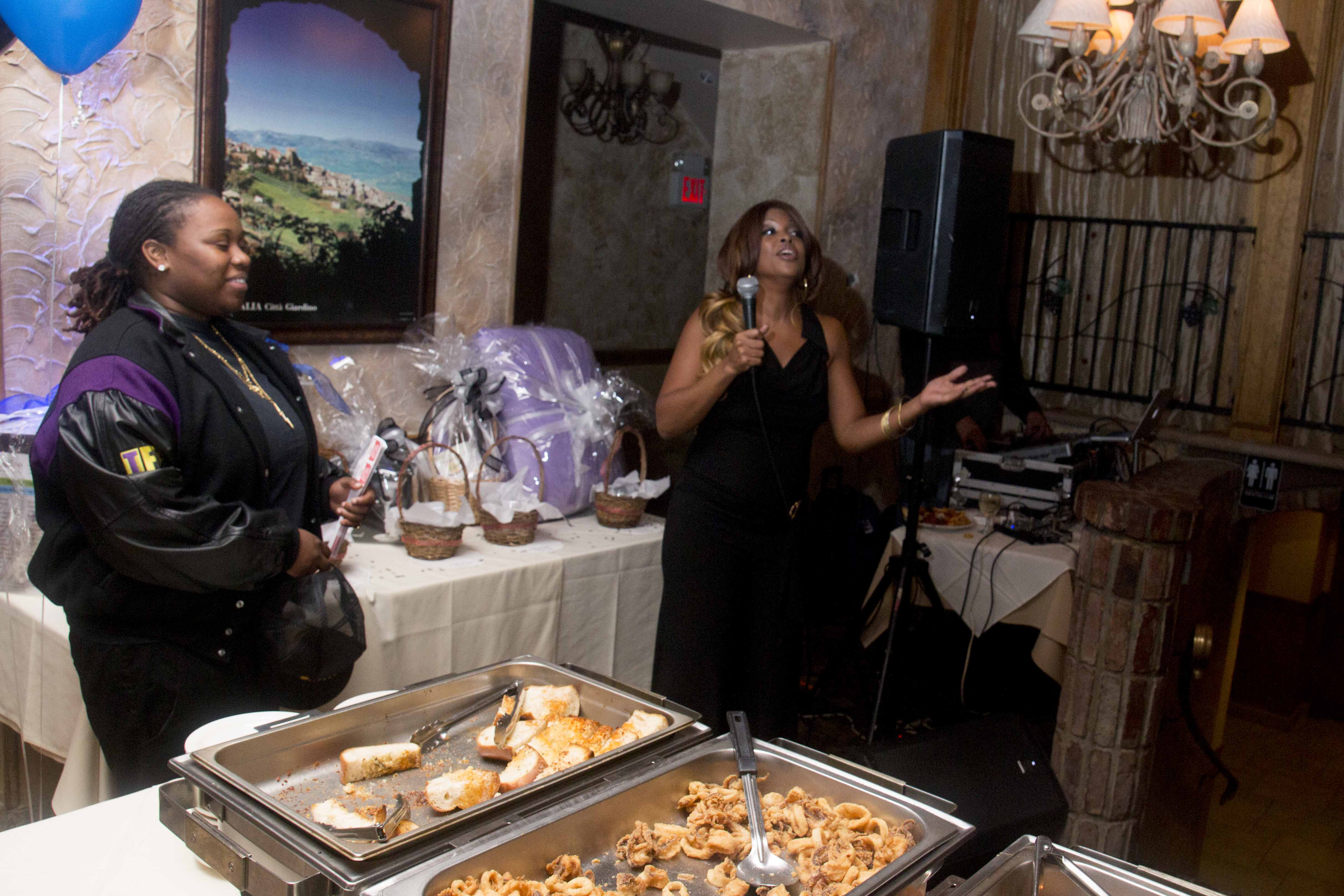L-Train Memorial Foundation - Throwback Jam (Bella Italian Restaurant, Orange, NJ) 10-28-16_0044