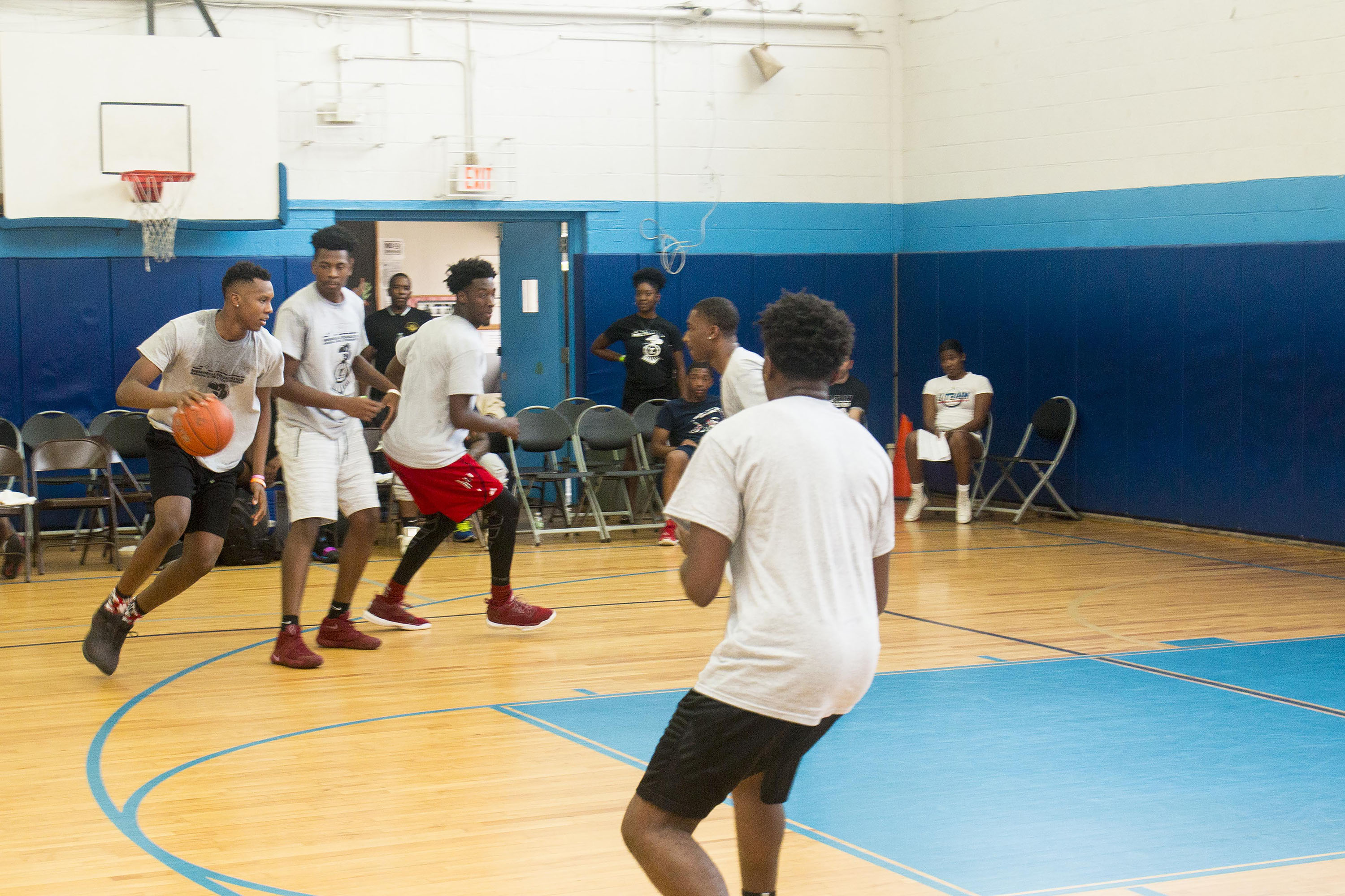 L-Train Memorial Foundation - Annual 3-On-3 Tournament (Boys and Girls Club Union, NJ) 08-07-16_0157