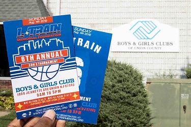 L-Train Memorial Foundation - Annual 3-O