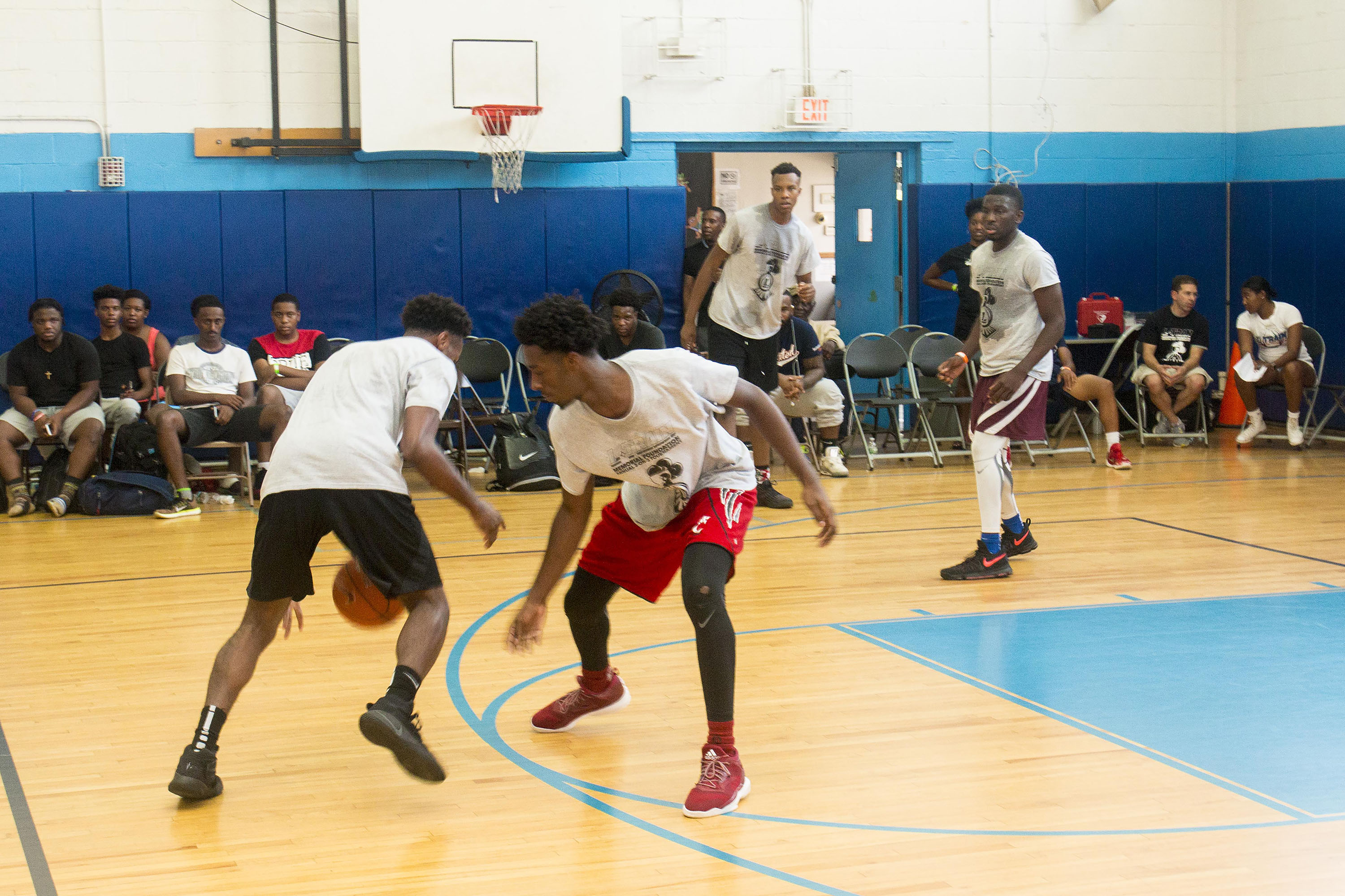 L-Train Memorial Foundation - Annual 3-On-3 Tournament (Boys and Girls Club Union, NJ) 08-07-16_0158