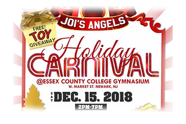 FLYER_Joi's Angels - Christmas Carnival