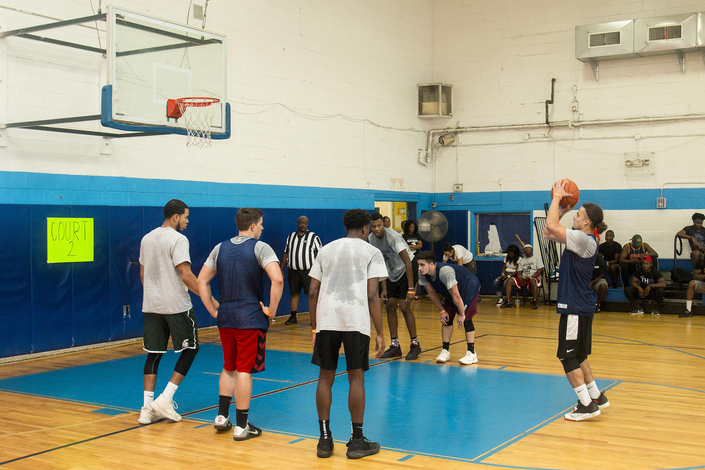 L-Train Memorial Foundation - Annual 3-On-3 Tournament (Boys and Girls Club Union, NJ) 08-07-16_0187