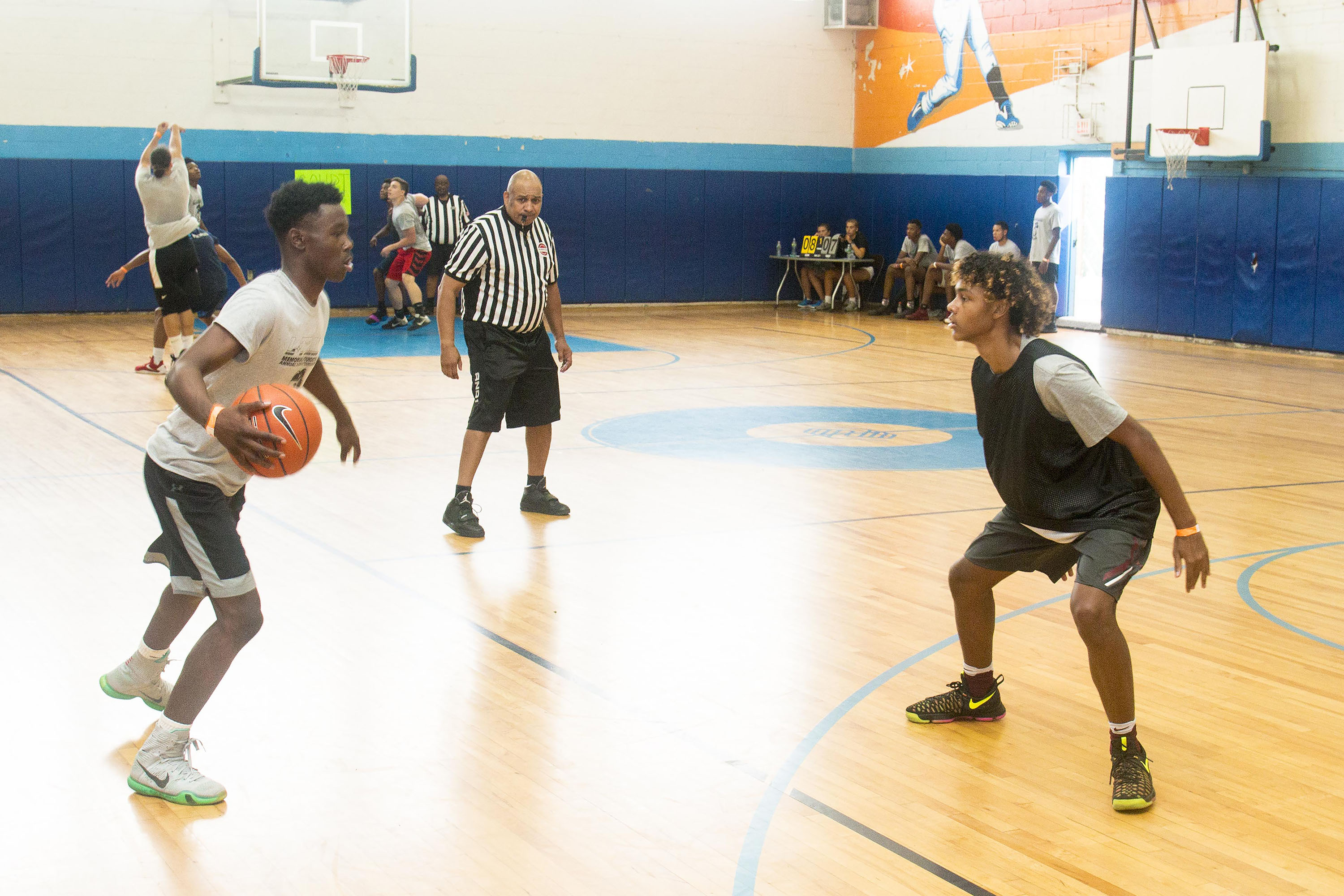 L-Train Memorial Foundation - Annual 3-On-3 Tournament (Boys and Girls Club Union, NJ) 08-07-16_0139
