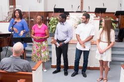 L-Train Memorial Foundation - Scholarship Presentation (West Orange, NJ) 06-19-16_0006