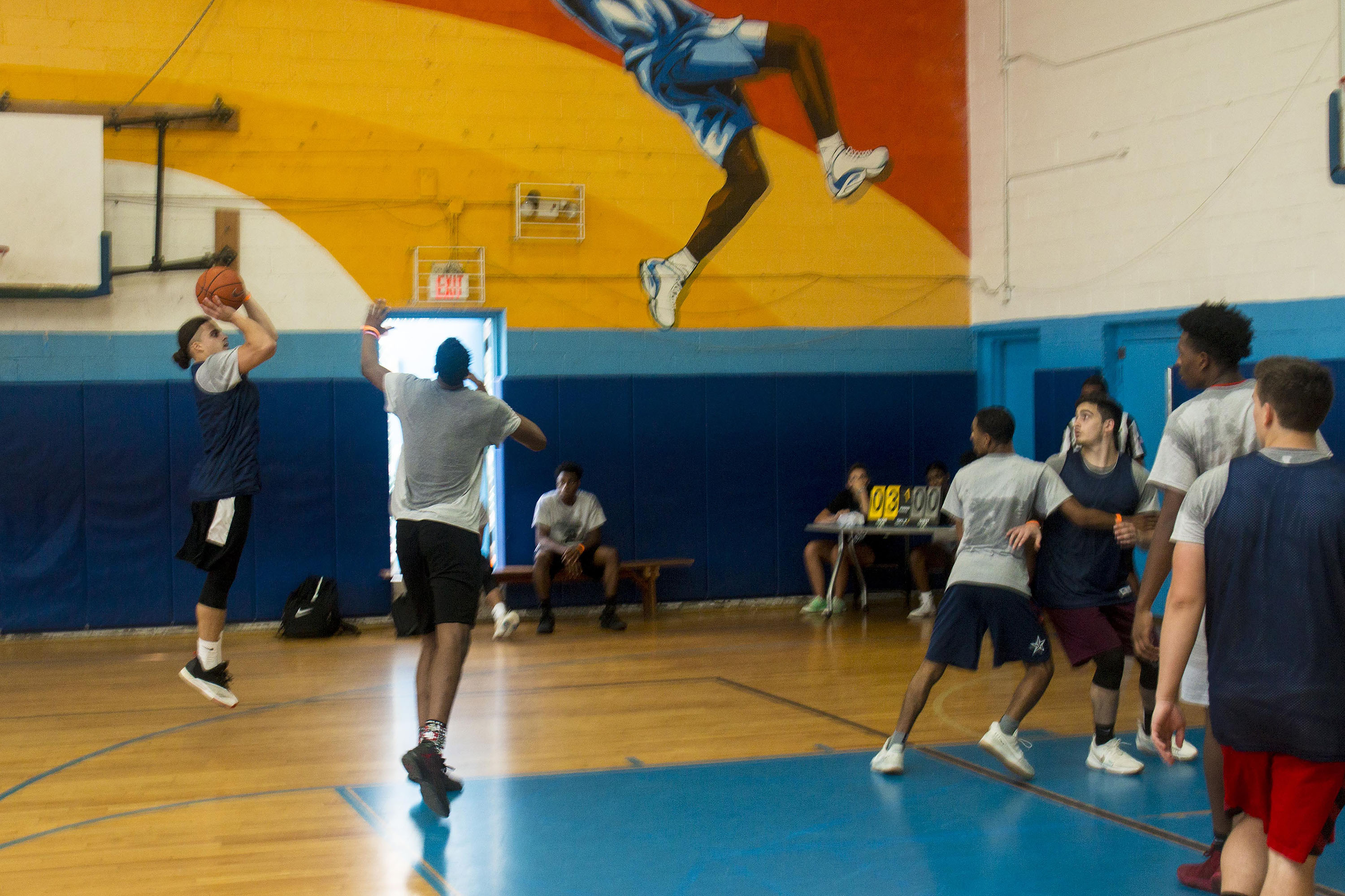 L-Train Memorial Foundation - Annual 3-On-3 Tournament (Boys and Girls Club Union, NJ) 08-07-16_0180