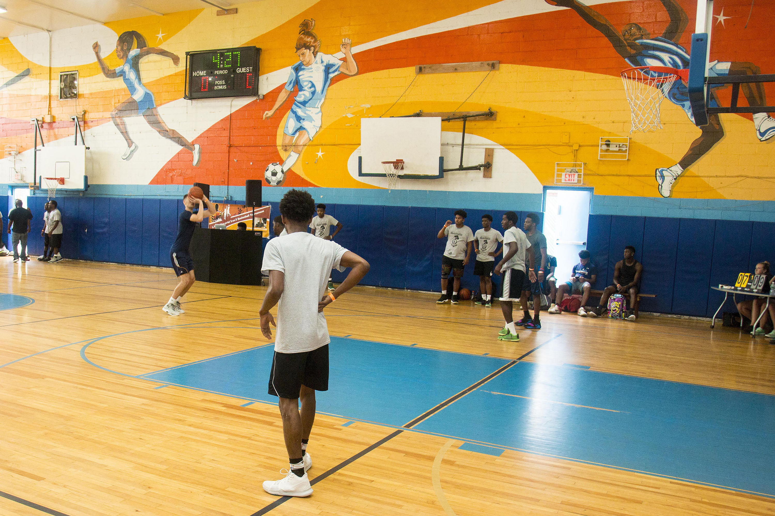 L-Train Memorial Foundation - Annual 3-On-3 Tournament (Boys and Girls Club Union, NJ) 08-07-16_0103