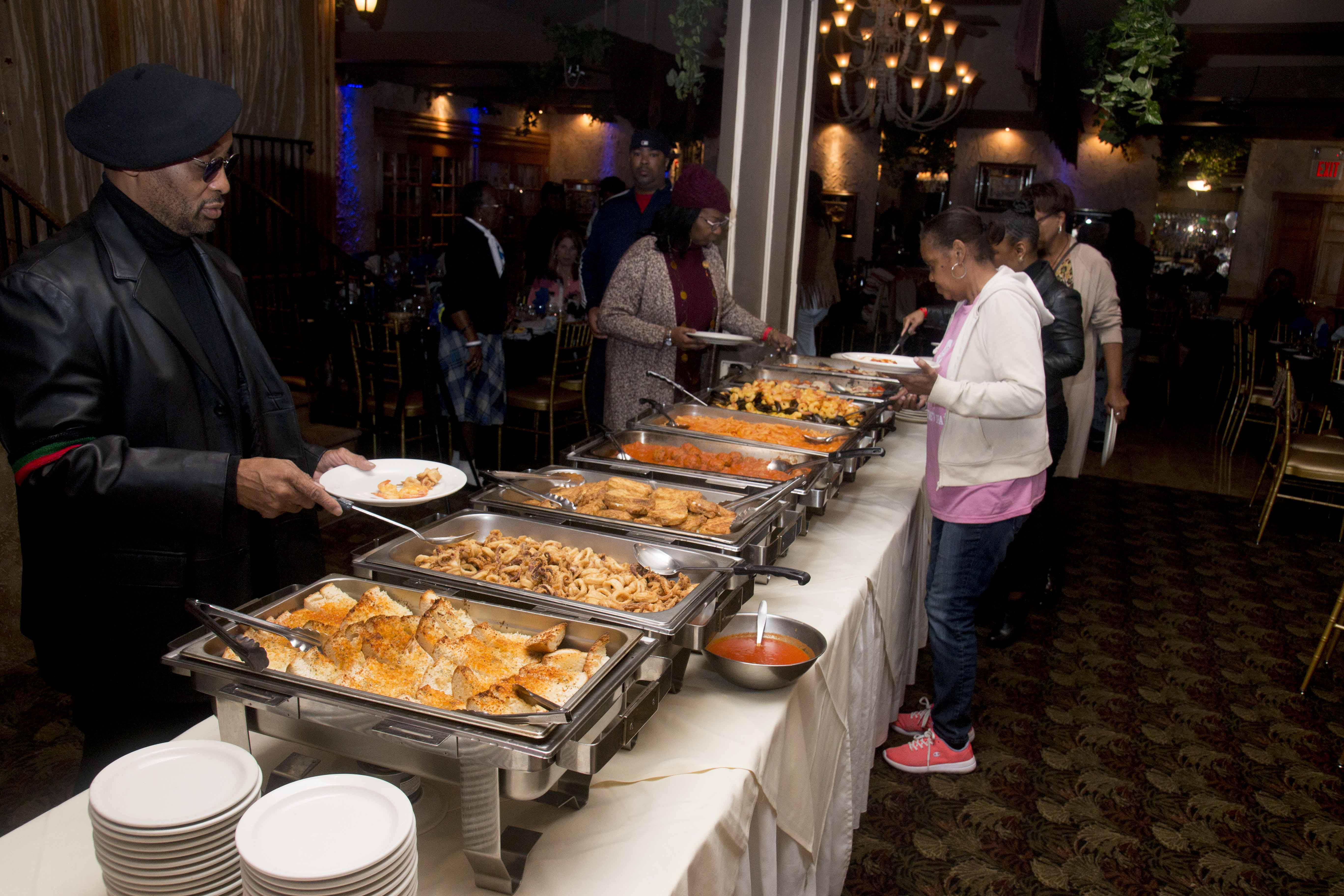 L-Train Memorial Foundation - Throwback Jam (Bella Italian Restaurant, Orange, NJ) 10-28-16_0039