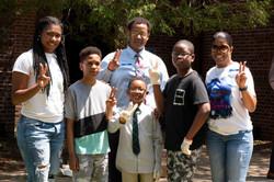 L-Train Memorial - #SupportASon (Heywood Avenue Elementary School, Orange NJ) 06-09-18_0047