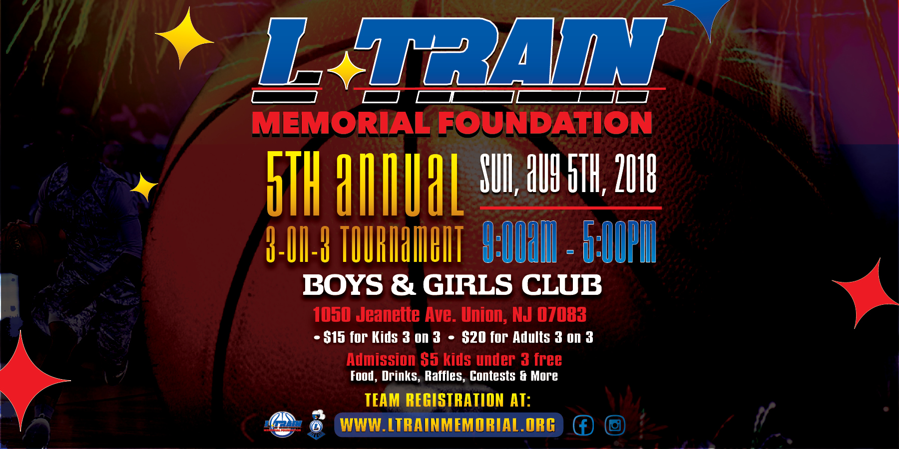 FLYER_L-TRAIN Memorial Foundation - Annu