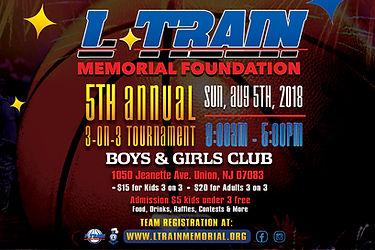 FLYER_L-TRAIN Memorial Foundation - Annu