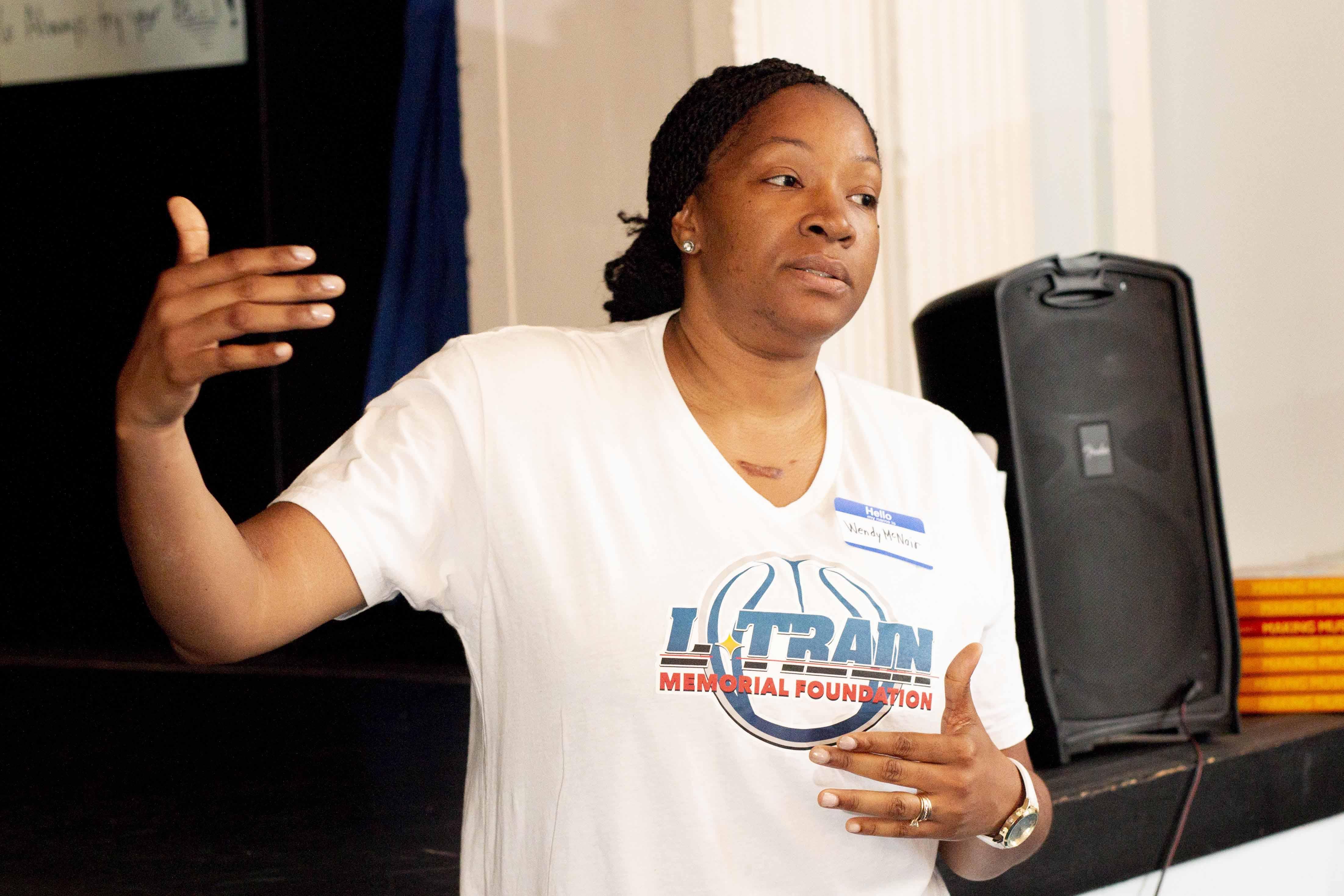 L-Train Memorial - #SupportASon (Heywood Avenue Elementary School, Orange NJ) 06-09-18_0014