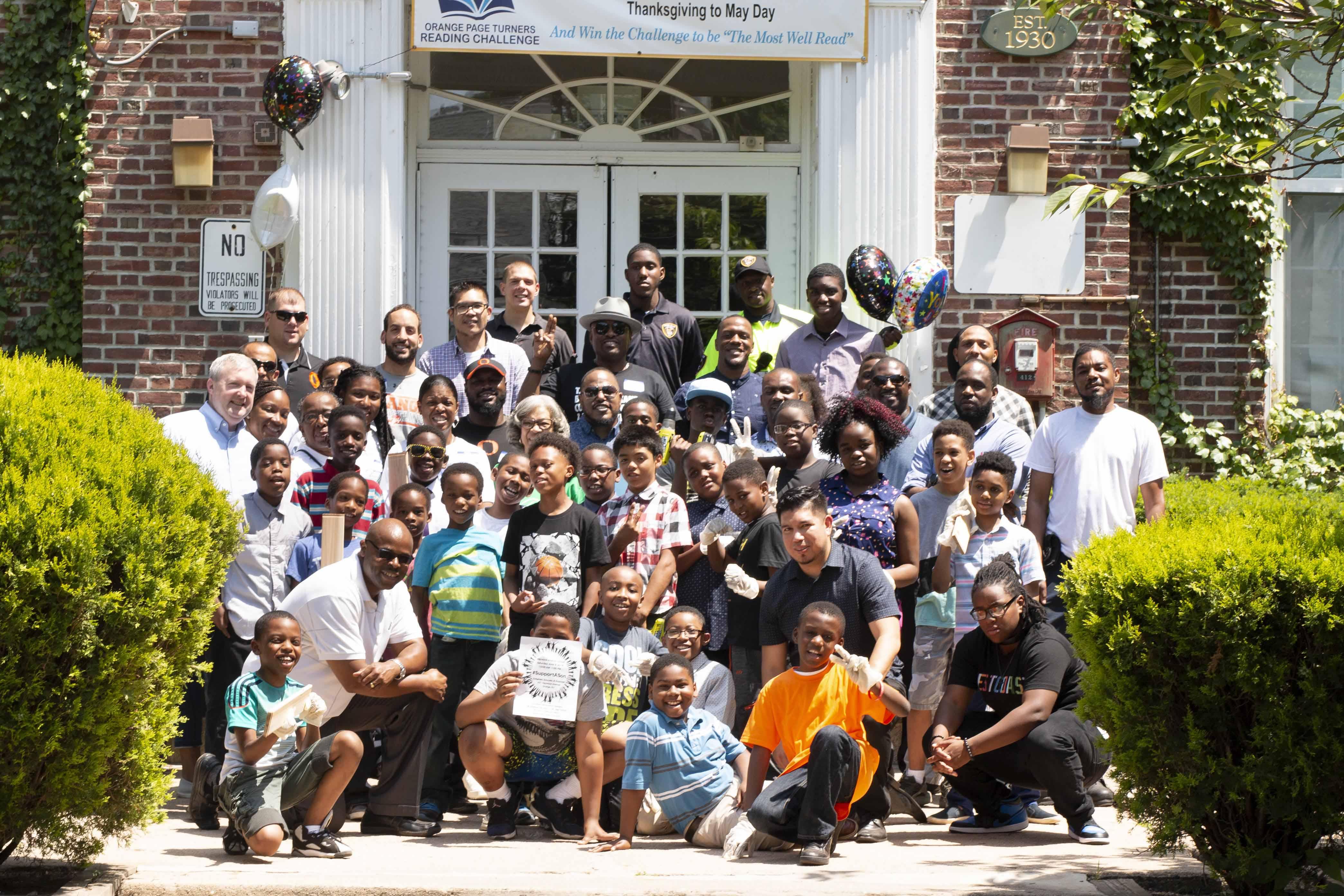 L-Train Memorial - #SupportASon (Heywood Avenue Elementary School, Orange NJ) 06-09-18_0044