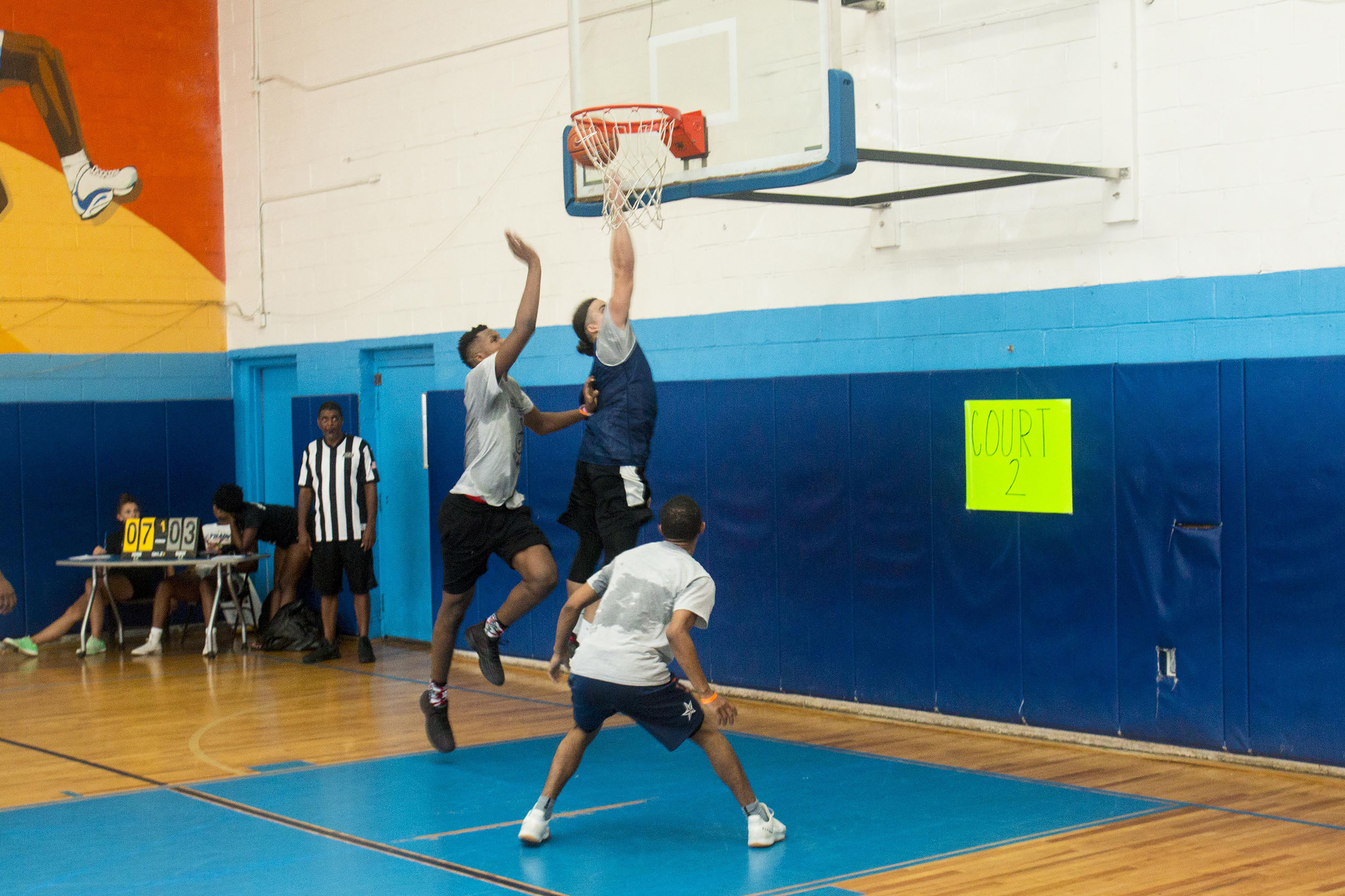 L-Train Memorial Foundation - Annual 3-On-3 Tournament (Boys and Girls Club Union, NJ) 08-07-16_0181