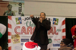 L-Train Memorial Foundation - Joi's Angels Christmas Carnival (Essex County College Gym, Newark, NJ)