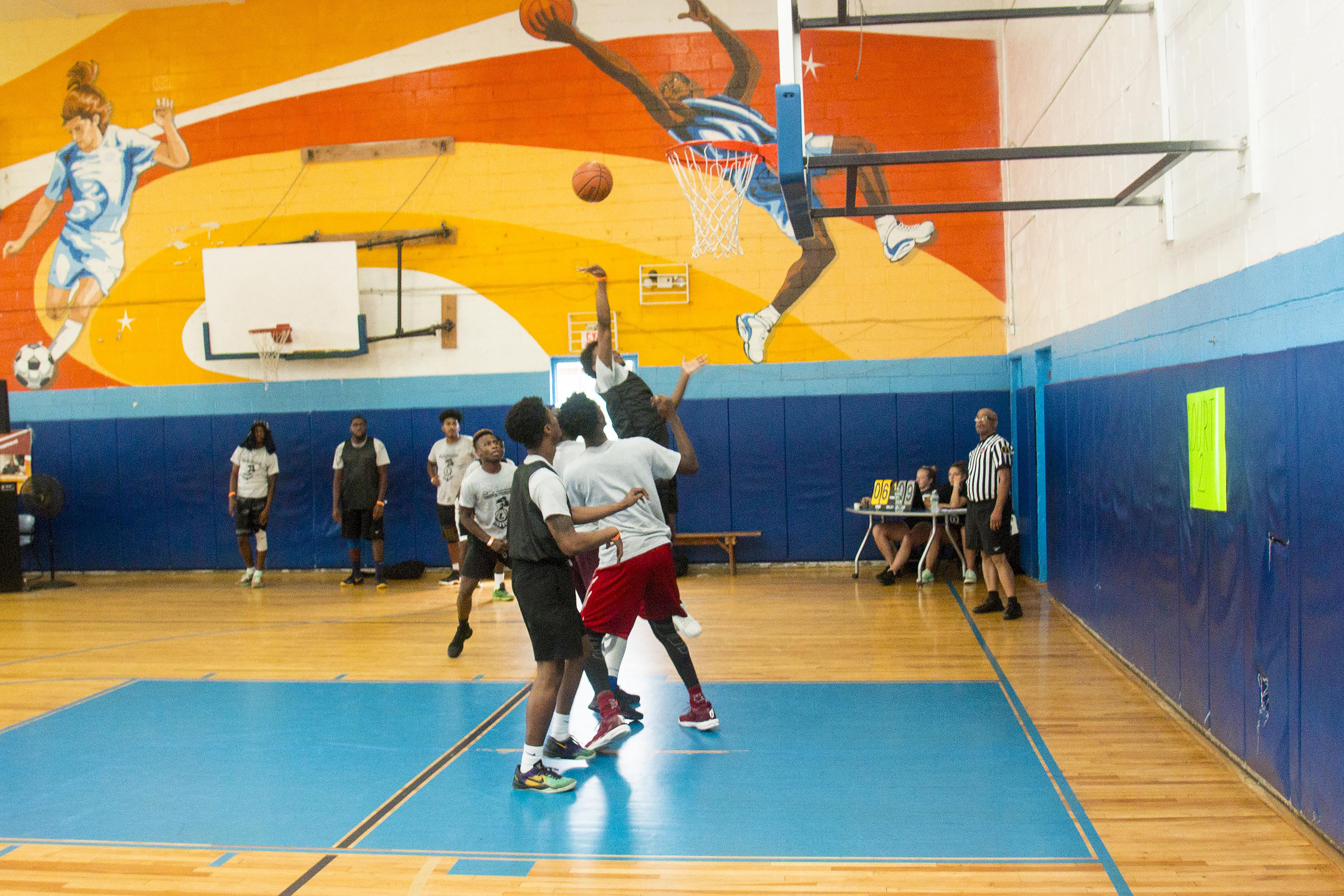 L-Train Memorial Foundation - Annual 3-On-3 Tournament (Boys and Girls Club Union, NJ) 08-07-16_0125