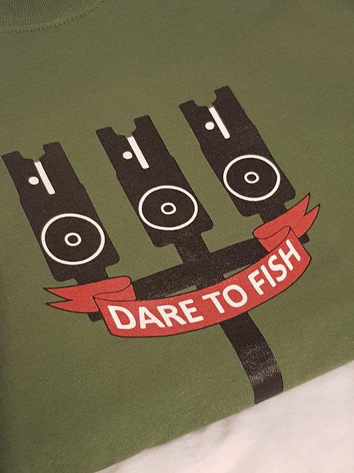Dare To Fish T-shirt