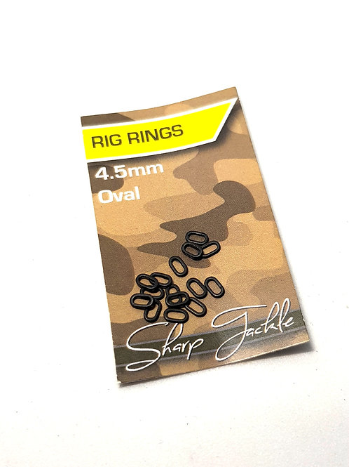4.5mm Oval Rig Rings