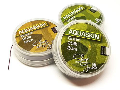 Aquaskin Coated Braid