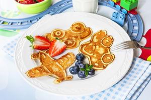 Pancake Party! - Pancake Art Making Kit for Kids