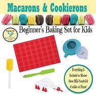 Macarons & Cookierons