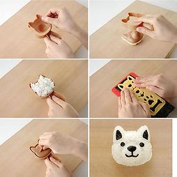 how to animal rice mold.jpg