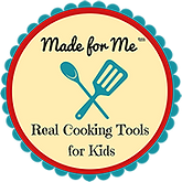"""Made for Me"" Real Cooking Tools & Baking Sets for Kids"