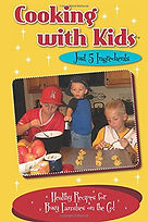 Cooking with Kids Cookbook - Just 5 Ingredients F