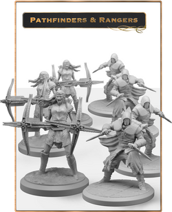 Pathfinders & Rangers