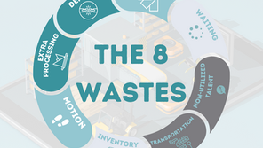 What Are The 8 Wastes of Lean?