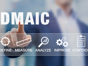 The DMAIC Process; What are the 5 phases of DMAIC?