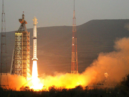 China sends six satellites into orbit with single rocket